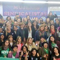 Las mujeres sindicalistas pusieron un pie en Tucumán