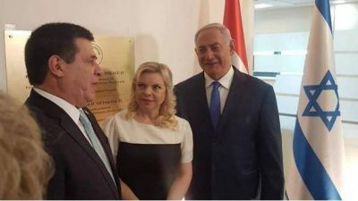 El presidente de Paraguay inaugura hoy la embajada de su país en Jerusalem