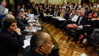 El PJ ratificó que avanzará con la ley de tarifas, pero contra reloj se sigue negociando