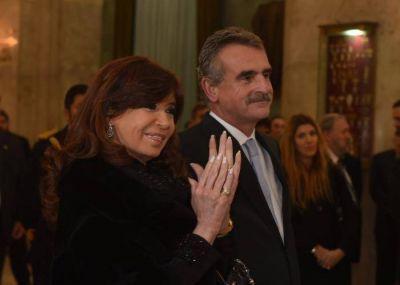 Anota Rossi su nombre en 2019 y busca ganar lugar en el peronismo como heredero de Cristina