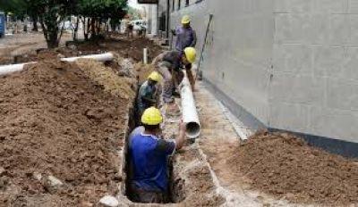 Cloacas: proyectan que el 86% de San Juan estará conectado antes del 2020