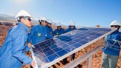 Un parque solar jujeño figura entre las obras de energías renovables más grandes del mundo