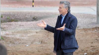 Mauricio Macri viene a Bahía Blanca para la inauguración del parque eólico Corti