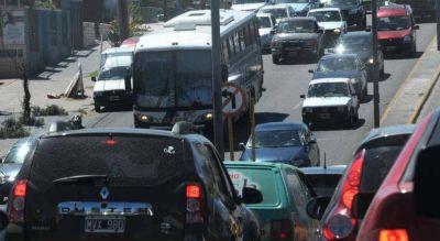 El transporte en Argentina creció 5,3% en los primeros meses del año