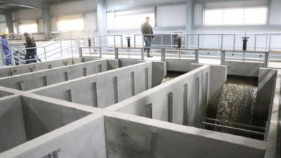 Garantizan con fondos propios construcción de planta potabilizadora
