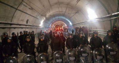Urgente: Larreta mandó a reprimir a los trabajadores del Subte