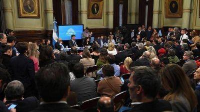 Tarifas y déficit: se juegan las últimas chances para los pactos políticos