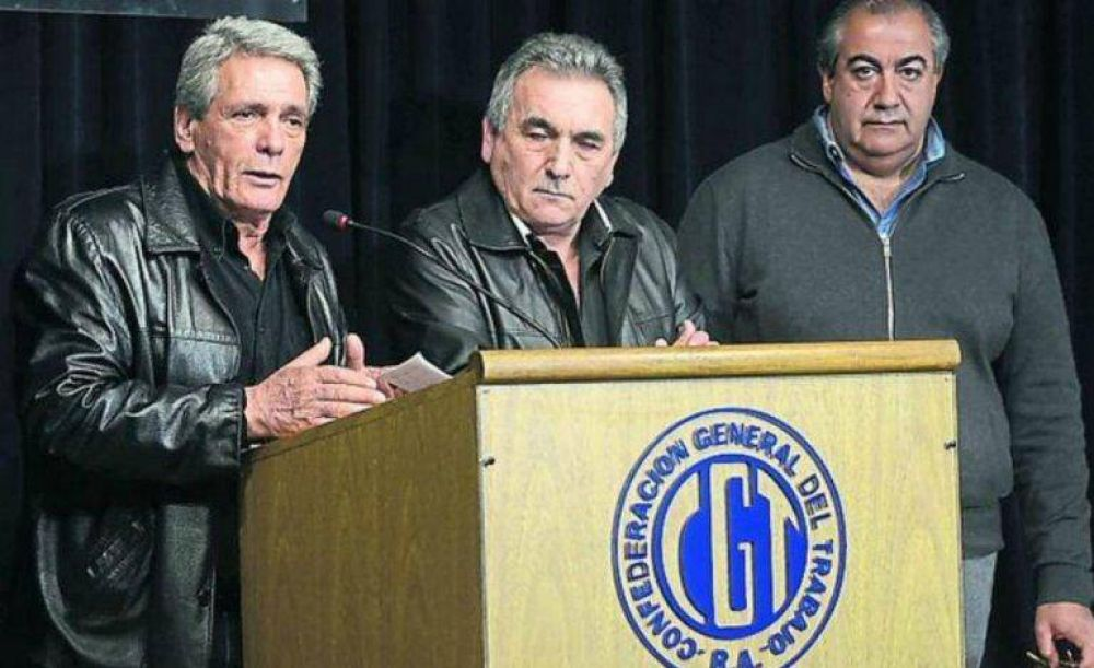 La CGT repudió la represión contra los Metrodelegados pero no habló de paro nacional