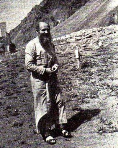 Avances en la causa de beatificación del padre Tarcisio Rubín CS