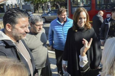 Menéndez despejó rumores y le puso condiciones a Vidal para ser candidata por el peronismo