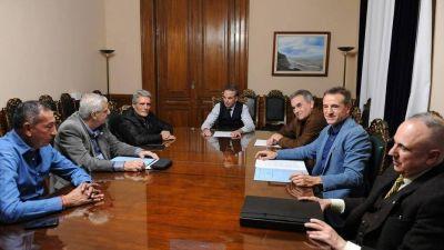Pichetto se reunió con la CGT y rechazó la reforma