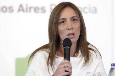 El gobierno de Vidal duplicará los centros asistenciales en el conurbano y en las grandes ciudad bonaerenses