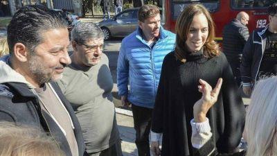 María Eugenia Vidal Presidenta, el insólito plan del presidente del PJ bonaerense