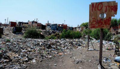 La vida sobre la basura a las afueras de Buenos Aires
