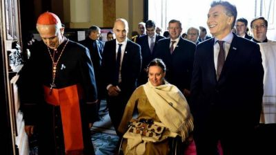 El Card. Poli presidirá el tedeum por el 25 de Mayo en la catedral porteña