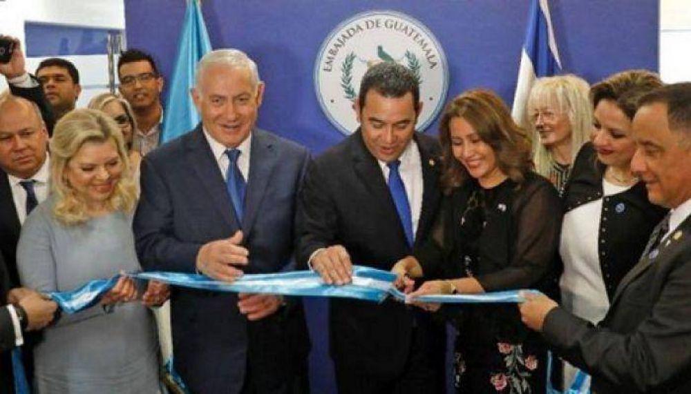 La capitalidad de Jerusalem encuentra apoyos en América Latina