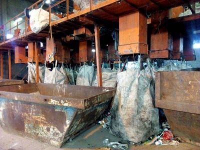 """Advierten que la planta de reciclado se encuentra en un estado """"lamentable"""""""