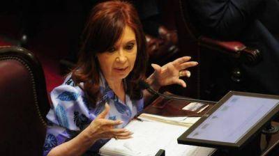 Reapareció Cristina Kirchner: habló de