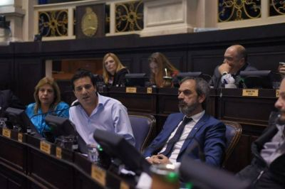"""Mapa Judicial bonaerense: """"Vamos hacia una reforma judicial de acuerdo a las necesidades de la gente"""", dijo diputado Abad"""