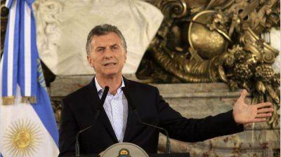 Macri participa hoy del Tedeum en la Catedral y ofrecerá un locro en Olivos