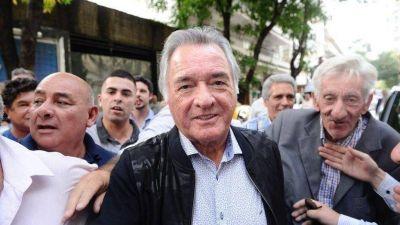 """Barrionuevo resiste y ahora prepara el """"lanzamiento"""" del PJ"""