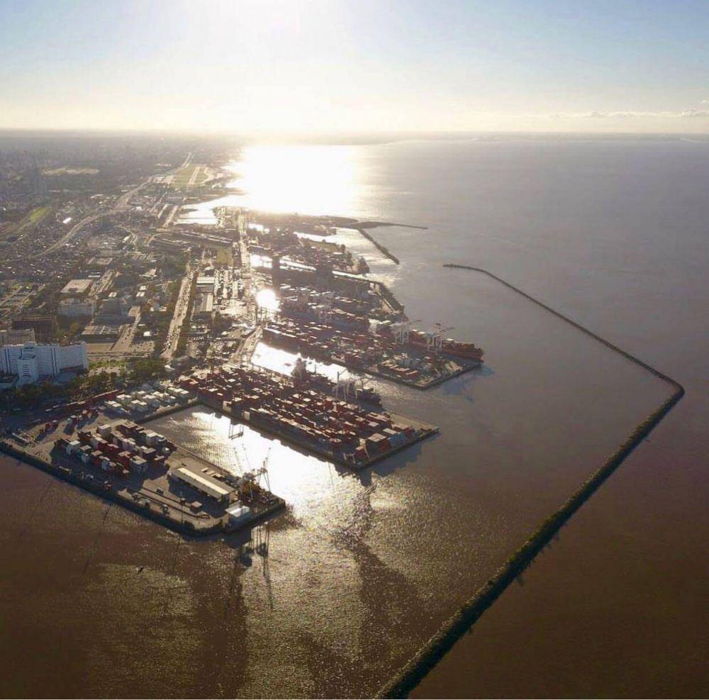 Creció la carga en Puerto Buenos Aires