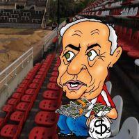Héctor Nieves, el dirigente de UPCN, entre los dólares del palco y la extraña inversión en Radio Cantilo