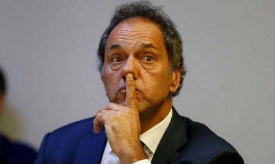 El fiscal insiste con el planteo para que no se deje salir del país al ex gobernador Scioli