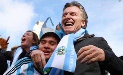 Macri opinó que Argentina debe crecer 20 años seguidos para