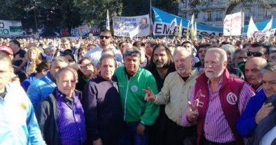 """""""Con Pablo coincidimos en una CGT que no esté rodeada por el Gobierno, que represente a los trabajadores"""""""