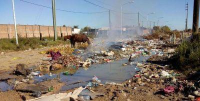 Vecinos piden soluciones por un basural ubicado en Córdoba y Villaguay