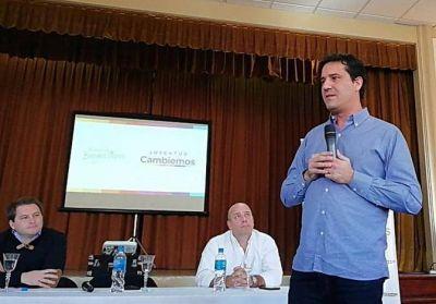 """Maximilano Abad: """"Las peleas que estamos dando hoy van a dar sus frutos"""""""