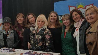 Empresarias bahienses dijeron presente en un encuentro de mujeres en Quilmes