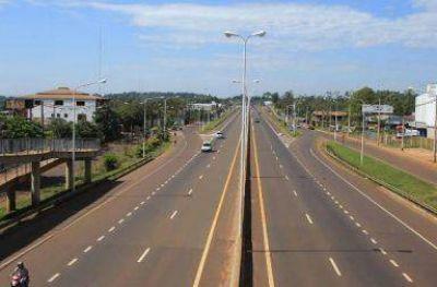 Argentina: nuevo tramo de autopista en la Ruta Nacional 12