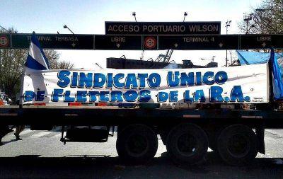 Sindicato de Fleteros: convocarán a elecciones para elegir nuevas autoridades