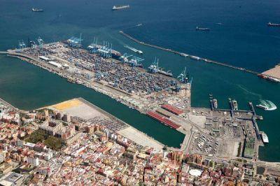 Colombia: Puerto de Algeciras reporta récord de movilización de cargas