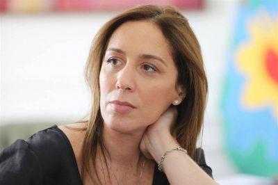 A Vidal le preocupa la caída de la actividad y enfrenta presiones del PJ por el ajuste