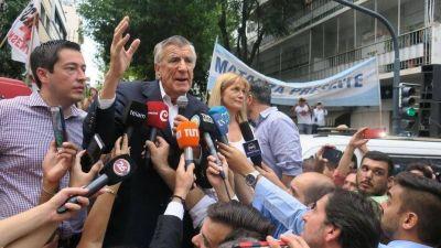 El Congreso del PJ se autoconvoca para disputarle el poder a Luis Barrionuevo