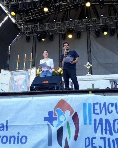 Los jóvenes regresan de Rosario dispuestos a renovar la historia