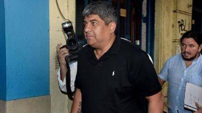 Pablo Moyano amenazó con