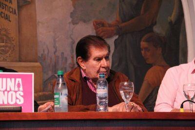 "Pereyra en contra de los tarifazos: ""Seguramente va a haber carpetazos"""