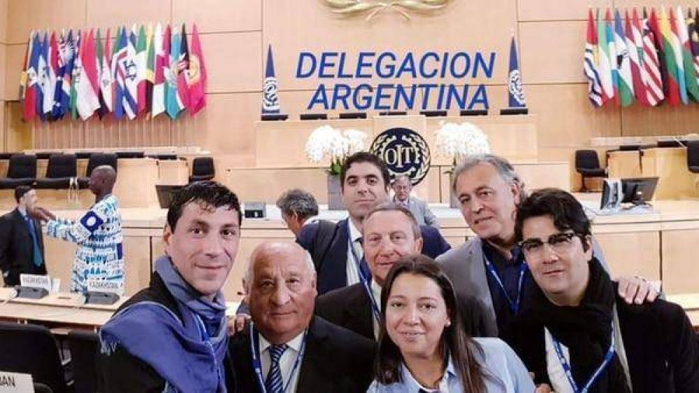 Aún en tiempos de ajuste, la Argentina bate récords en la OIT: con 181 integrantes, lleva la delegación más numerosa