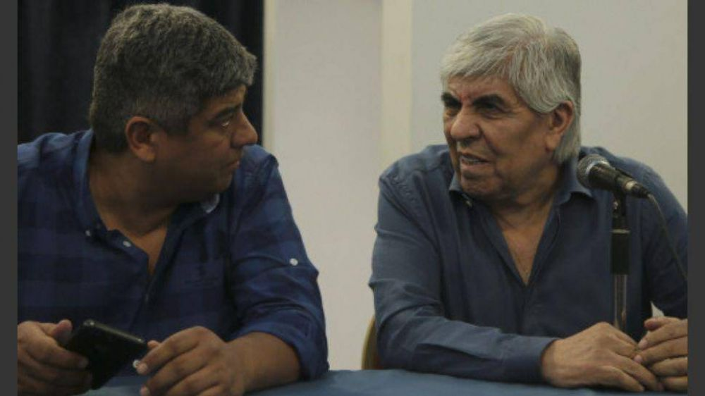 Hugo Moyano ratificó el reclamo de suba del 27% y desafió a Cambiemos