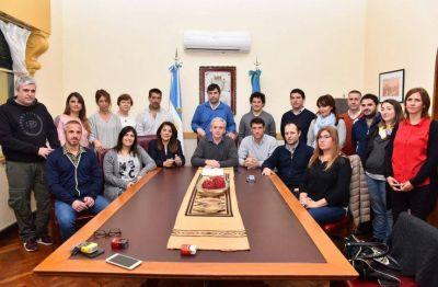 Chascomús cierra la grieta contra la grave crisis: pedido de ayuda oficialista y opositor