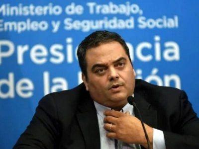 El pedido de sindicalización de la policía llega a manos de Triaca