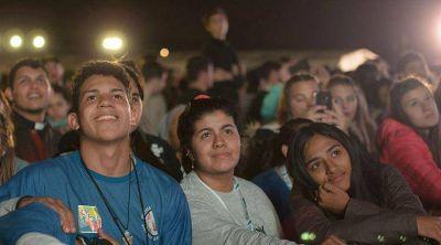 Mons. Aguer a jóvenes: el futuro de Argentina comienza por ayudar al prójimo