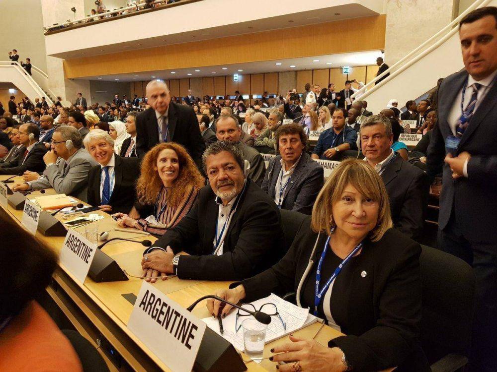 Quiénes integran la delegación argentina en la OIT 2018