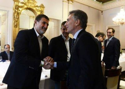 Altolaguirre y otros intendentes almorzaron con Macri