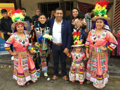 El gremio del fósforo celebró el Día del Madre Boliviana
