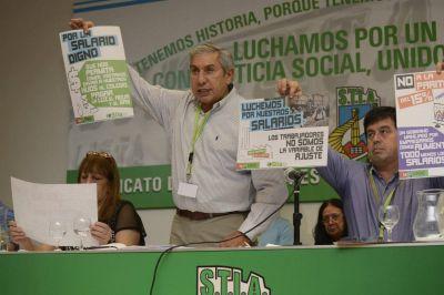 Rige la conciliación obligatoria en la paritaria alimenticia